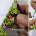 sakli-cicek-tig-oyasi Crochet Flowers, Elsa, Recycling, Rainbow, Creative, Crafts, Tejidos, Rain Bow, Manualidades