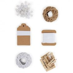 Gift wrap accessory pack - neutral