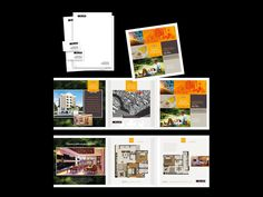 Materiais de apresentação do empreendimento Prima Villa.