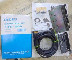 YAESU YSK-900 Separation Kit for the FT-900 Box