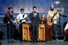 Neil Patrick Harris and the cast of 'Once The Musical' perform onstage at The 67th Annual Tony Awards 2013