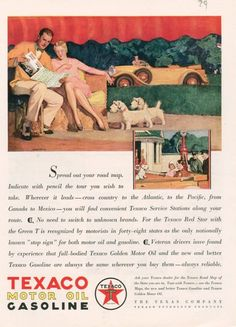 Texaco, USA (1929)