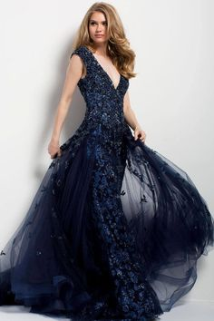 Clothing For Her - Sexy Clothing Costumes and Intimates - VineTec Formal Wear, Formal Dresses, Neckline Designs, Prom Dresses Jovani, Western Dresses, V Cuts, Sexy Outfits, Cap Sleeves, Evening Gowns