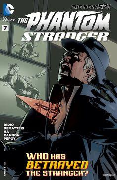 Trinity Of Sin: The Phantom Stranger #7