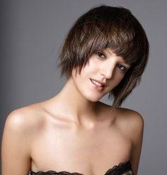 coiffure cheveux court 2012 » Style coiffure et Coupes pour cheveux