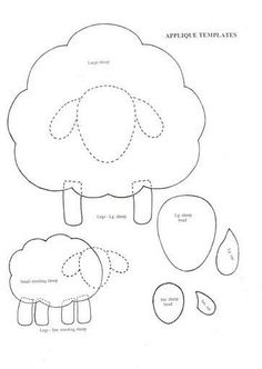 molde ovelha
