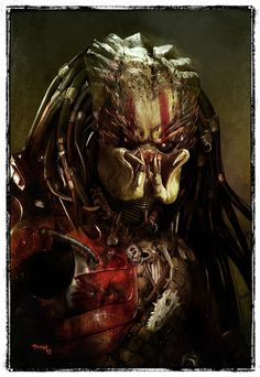 Predator by Tariq *