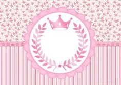 Kit imprimible con Coronas de Princesas para descargar gratis