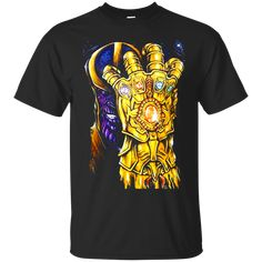 Miracle(Tm) Avengers Infinity War Thanos T shirt hoodie sweater
