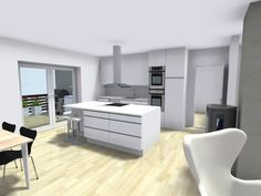 kjøkkenprosjekt