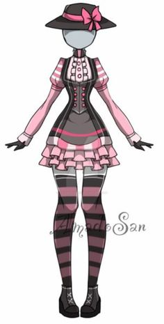 victorian loli outfit adoptable CLOSED by AS-Adoptables on @DeviantArt