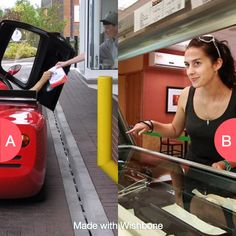 Do you use drive-thrus a lot? Yes or no? Click here to vote @ http://getwishboneapp.com/share/1174284