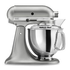 I am envious of everyone who has the space and the money for a stand mixer.