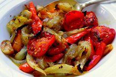 Legume coapte în marinadă: o bombă de vitamine, gusturi și culori! - Bucatarul