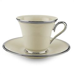 Solitaire Teacup & Saucer