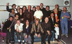David Bowie's 50th birthday concert