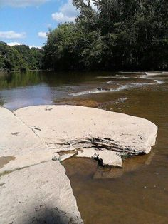 Mississinewa river -The Flats