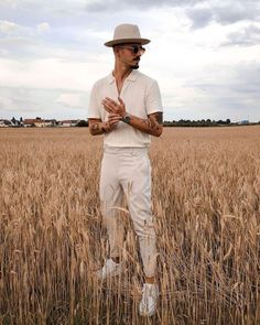 Mens Fall Outfits, Summer Outfits Men, Stylish Mens Outfits, Guy Outfits, Trendy Mens Fashion, Indie Fashion, Aesthetic Fashion, Casual Outfits, Mens Smart Trousers