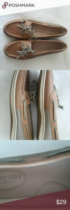 Women's Sperry Boat Shoes Lighter and sleeker, and more refined silhouette than Sperry's classic boat shoes. Worn once. Offers are welcomed!!! Sperry Shoes
