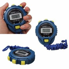 >> Click to Buy << LCD Chronograph Digital Timer Stopwatch Sport Counter Odometer Watch Alarm #250717 #Affiliate