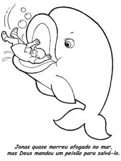 Preschool Bible Coloring Pages Lovely Free Printable Christian Coloring Pages for Kids Best – Coloring Books Gallery Bible Story Crafts, Bible Crafts For Kids, Preschool Bible, Bible Activities, Bible Stories, Whale Coloring Pages, Fish Coloring Page, Coloring Sheets, Coloring Books