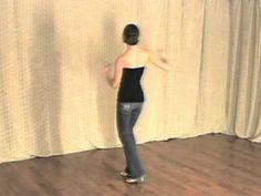 """""""Salsa Spin Technique 4 - NY/LA Fusion Spot Preps"""" - Salsa Dance Lesson by Maria - guajira (#1020)"""