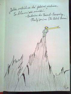 Saint, Illustration, Quotes, Il Piccolo Principe, Quotations, Illustrations, Quote, Shut Up Quotes