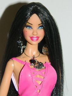 Re-rooted Barbie Basic by Robin Conner for #2012barbiecon