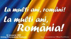 hd 2019 la multi ani in română hd 1 Decembrie, Visit Romania, Fashion D, Holiday Cards, Diy And Crafts, Image, Celebration, Entertainment, Illustrations