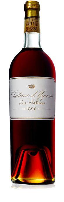 Anécdotas de Château d'Yquem, el vino más caro del mundo. ¿Que haces, para que no cunda el pánico, si compras por 20.000€ una botella de este vino y se te rompe? Lo que hagas, ¡puede multiplicar su valor por 5!