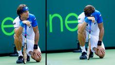 El torneo de tenis es patrocinado por Samsung y curiosamente Ferrer publica un tweet comunicando lo contento que estaría al estar utilizando el nuevo celular Samsung Galaxy S4. http://gabatek.com/2013/05/03/tecnologia/david-ferrer-tenista-publicidad-galaxy-s4-desde-iphone/