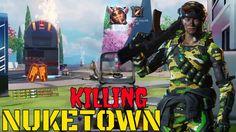4 FOR DINNER!  | Nuketown - Call of Duty Blackops 3