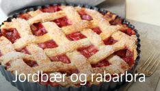 Oppskrift fra Lise Finckenhagen i «Jacobsen European Cuisine, Frisk, Apple Pie, Preserves, Baking Recipes, Food And Drink, Sweets, Desserts, Cakes