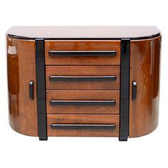 Art Deco Cabinet Designed by Donald Deskey  American  c. 1935