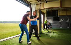 Expert golf tuition from PGA professionals at St Andrews Golf Academy