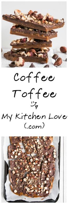 Coffee Toffee | My Kitchen Love