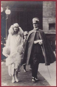 King Umberto II of Italy & Marie Jose