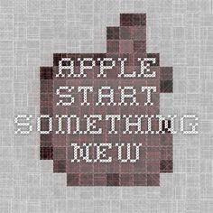 Apple - Start Something New