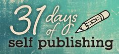 Brought to you by http://publishingaddict.com/ Yeah, this ... it's really good. #selfpublishing #31DaysMustReads #31Days