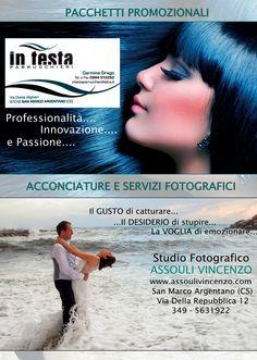 San Marco Argentano (CS) Parrucchiere Studio Fotografico