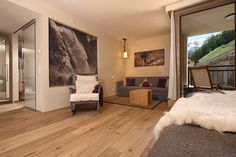 Suite Mountain, 40 m² Oversized Mirror, Mountain, Design, Furniture, Home Decor, Decoration Home, Room Decor, Home Furnishings