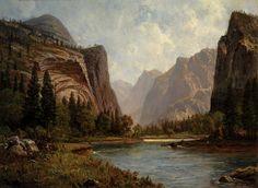 bierstadt | ART & ARTISTS: Albert Bierstadt - landscape painter - part 2