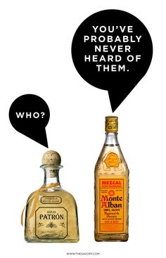 Why Mezcal is Tequila's Way Cooler Alt Big Brother http://www.thesavory.com/drink/why-mezcal-tequilas-way-cooler-alt-big-brother.html