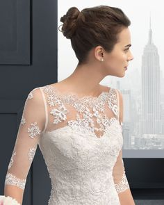 Rasgo - Two by Rosa Clará 2015 Bridal Collection