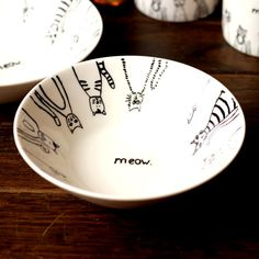 Cheap oven pizza, Buy Quality bowl bamboo directly from China oven tray Suppliers: japanese Cat ceramic dishes 6 inch plate set  soup  dessert  salad  snack  bowl  noodle dish white Height  5 cm microwave oven