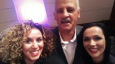 With Stedman Graham