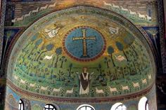 located in the Basilica di Sant'Apollinare in Ravenna, Italy - picture 25
