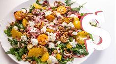 Rainbow salad recipe - 3 meal plan (lunch)
