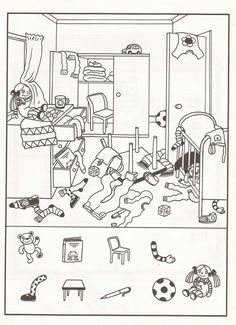 Primary Hidden Pictures Worksheets to Print Grammar Worksheets, Kindergarten Worksheets, English Activities, Preschool Activities, Hidden Pictures Printables, Printable Pictures, Visual Perceptual Activities, Hidden Picture Puzzles, Math For Kids