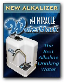 pH Miracle WaterMark Water Filtration, Alkalizer, and Antioxidizer Appliance
